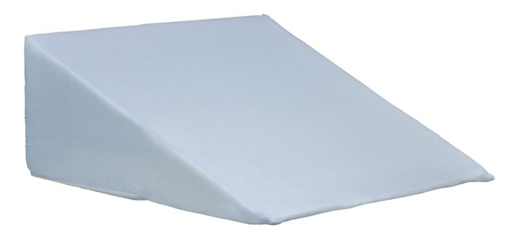 best wedge pillow for body knee back pain relief