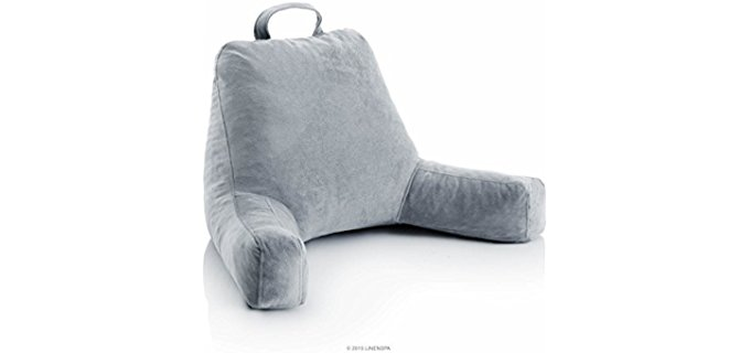 LINENSPA Standard - Husband Pillow With Support