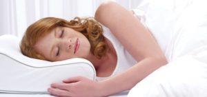 Pillow for Side Sleepers with Neck Pain