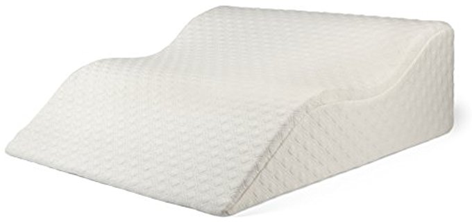 AERIS Memory Foam - Bed Wedge Pillow for Snoring