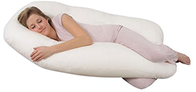 Leacho Back N Belly - Contour Body Pillow