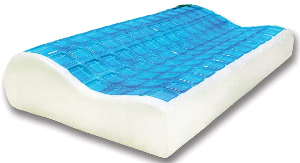Memory Foam Cooling Pillow Pillow Click