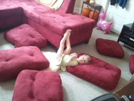 Floor Cushions 1