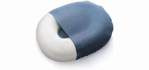 Milliard Foam Donut Cushion Orthopedic Ring Pillow with Removable Cover, Large, 20x15 For Hemorrhoid, Coccyx, Sciatic Nerve, Pregnancy and Tailbone Pain 1 of 6