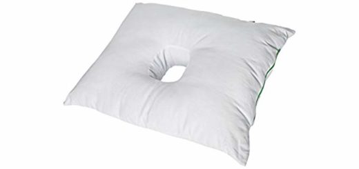 The Original Pillow with a Hole - Your Ear's Best Friend - for Ear Pain and CNH 4 of 6