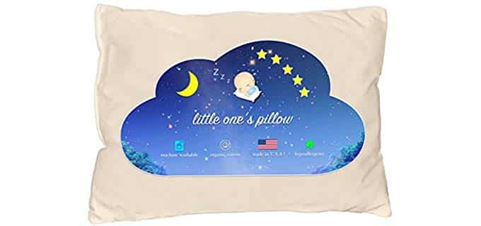 Little One's Pillow Toddler - Baby Pillow