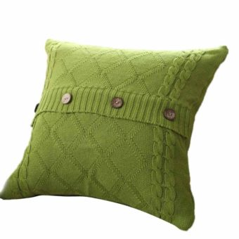 Button Scatter Cushion decorative