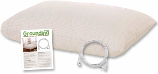 Earthing and Grounding Pillowcases Feature