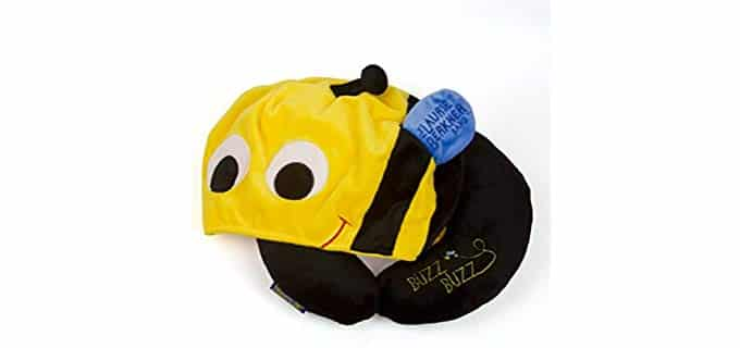 Hoodie Pillow Pals Fun Character - Hooded Travel Pillows