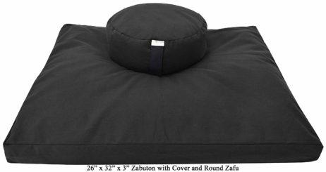 Meditation Pillow Types round with matt