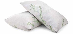 Plixio Cooling - Bamboo Bed Pillows
