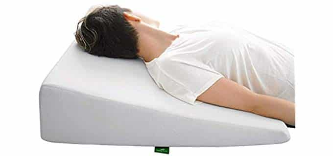 Cushy Form Wedge - Positioning Pillow for The Elderly