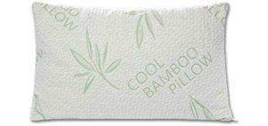 Handua Adjustable - Cooling Bamboo Pillow