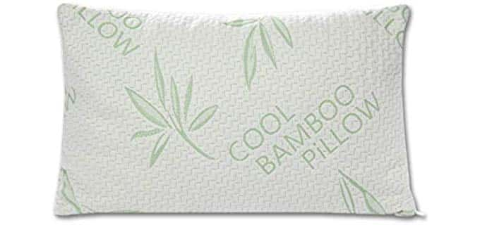 Handua Adjustable - Cooling Bamboo Pillow