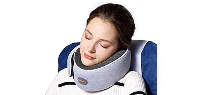 ComfoArray Head support - Neck Travel Pillow