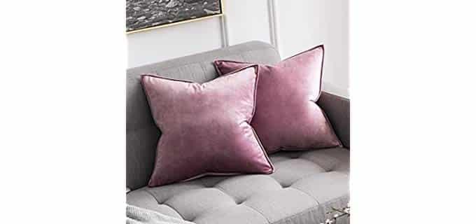 Muilee Velvet - Decorative Sofa Pillow