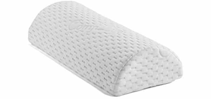 ComfiLife Semi Roll - Combination Sleeping Bolster Pillow