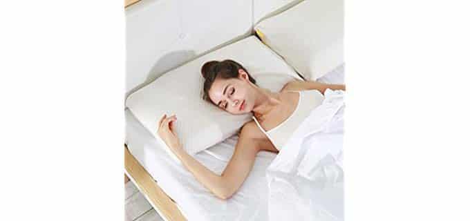 UTTU Sandwich - Memory Foam Pillow for Combination Sleepers