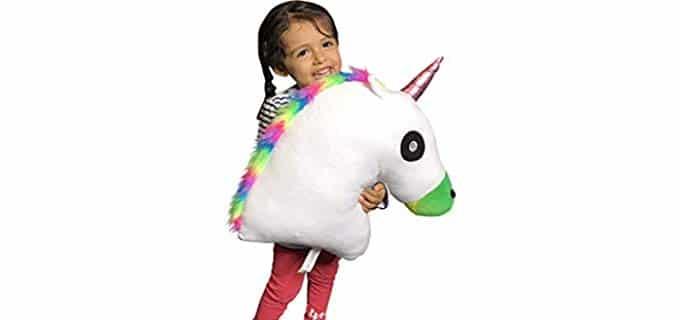 Ecejix Cuddly - Unicorn Pillow