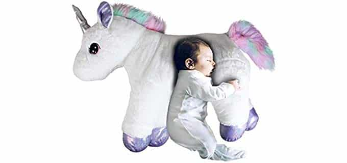 Grifil Zero XXL - Large Unicorn Pillow