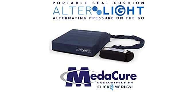 Medacure Alternating - Pressure Relief WheelChair Cushion