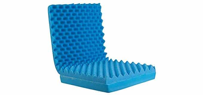 Egg Crate Foam - Pressure Relief Cushion