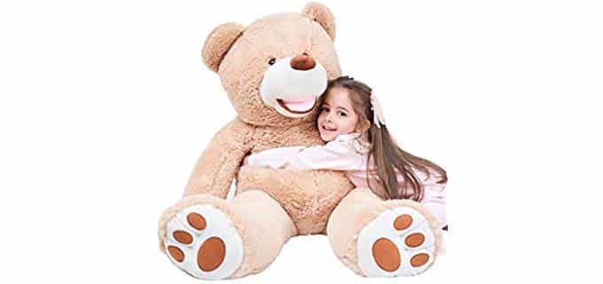 IKASA Plush - Giant Teddy Bear Pillow
