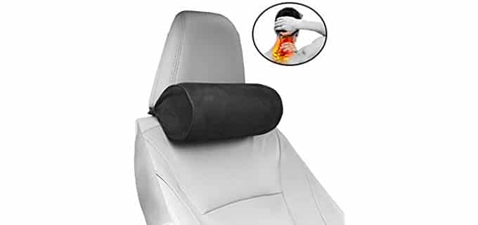 Lebogner Lumbar and Neck - Pressure Relief Car Cushion