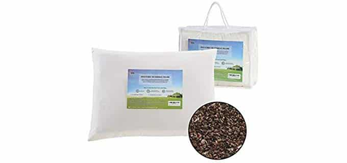 Lofe Adjustable - Buckwheat Pillow