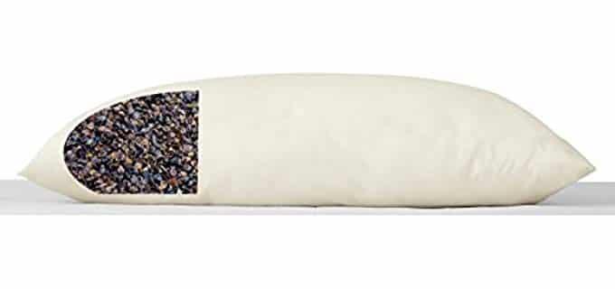 Magnolia Organics - Organic Buckwheat Pillow