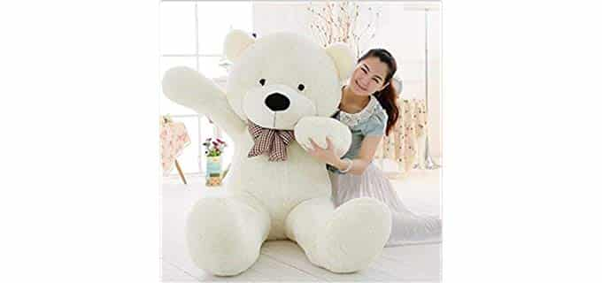 Misscindy Giant - Teddy Bear Plush Body Pillow