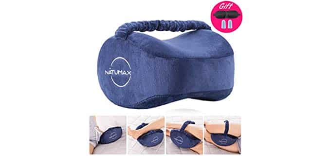 Natumax Multi Position - Pillow for Knee