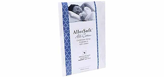 National Allergy 2 Pack - Zip Closure Pillowcase