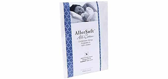 National Allergy 2 Pack - Zip Closure Pillowcase