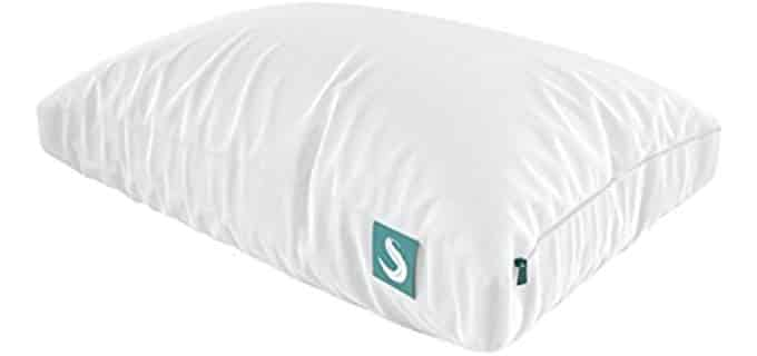 Sleepgram Loft - Adjustable Pancake pillow