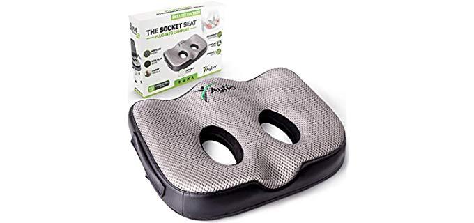 Avlio Socket Seat - Pressure Relief Seat Cushion