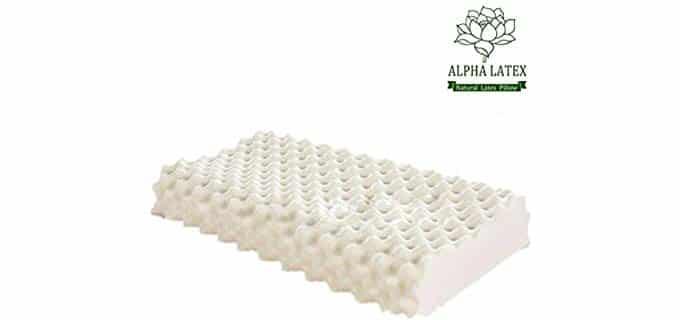 Alpha Latex Stress releif - Latex Pillow