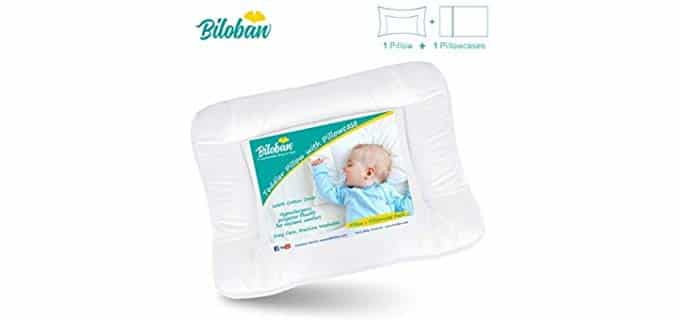 Biloban Toddler - Baby and Toddler Pillow