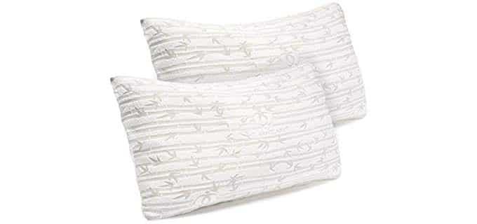 Clara Clark Premium - Bamboo Covered Pillow