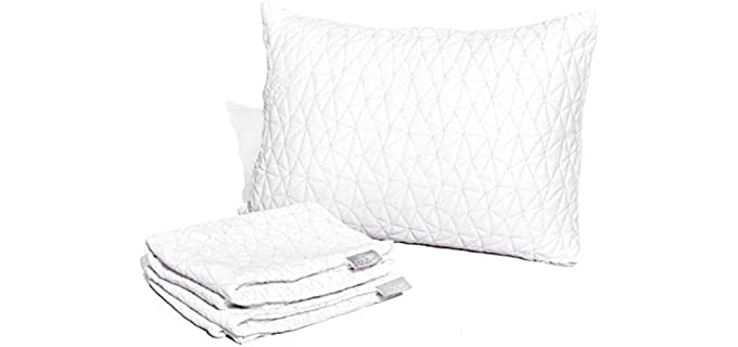 Coop Home Goods Ultra Soft - Memory Foam Pillow's Case