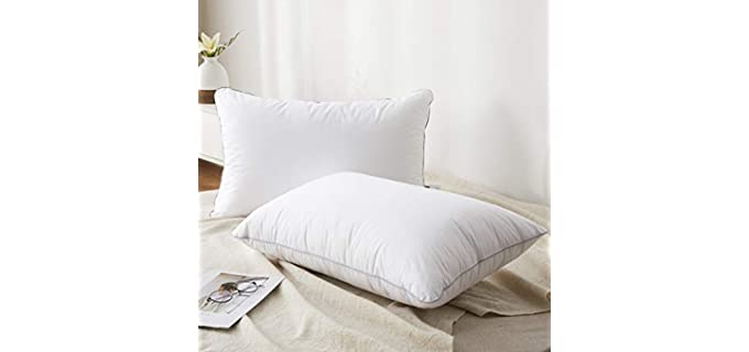 Coozii Down Alternative - Microfiber Fill Pillow