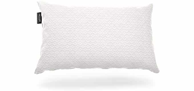 Bamboo Cosy House Selection - Memory Foam Cervical Support Pillow