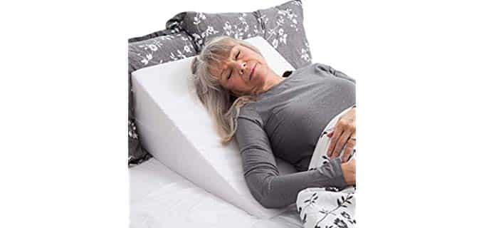 DMI Wedge - Positioning Wedge Pillow for Seniors