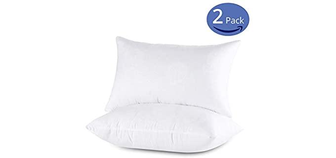 Emolli Two Set - Microfiber Pillow
