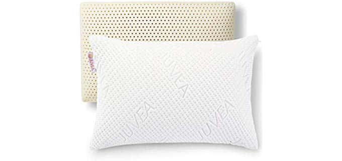 JUVEA All Natural - Heavy solid LatexPillow