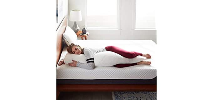 Lucid memory Foam - Pregnancy Body Pillow