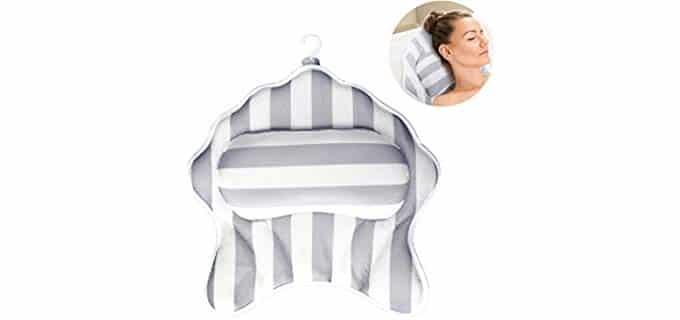 Bossjoy Luxury - Bath Pillow