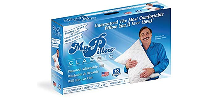 My Pillow classic - Pillow for Migraines
