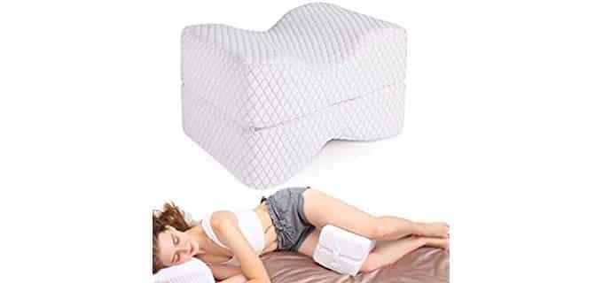 Nursal Contour - Memory Foam Anti-Snoring Pillow