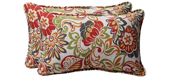 Pillow Perfect Toss Pillow - Decorative Couch, Bed or Sofa Pillow